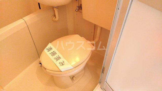 パルコホリウチ 102号室のトイレ