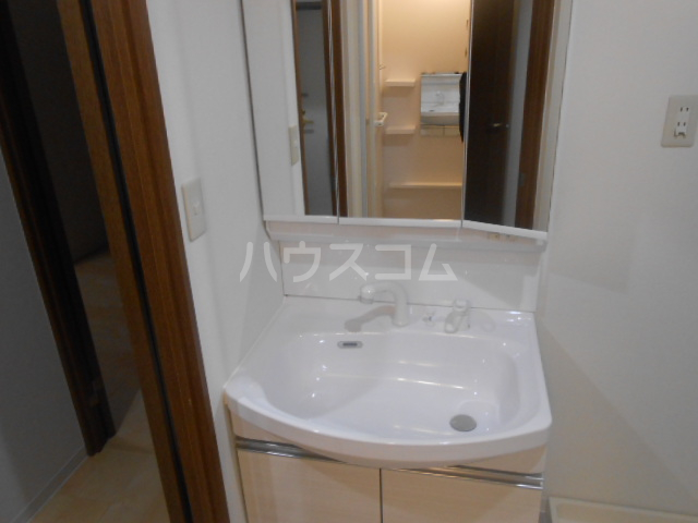 スカイパレス東戸塚 502号室の洗面所
