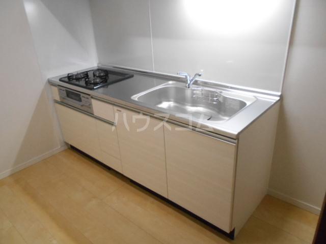 スカイパレス東戸塚 717号室のキッチン