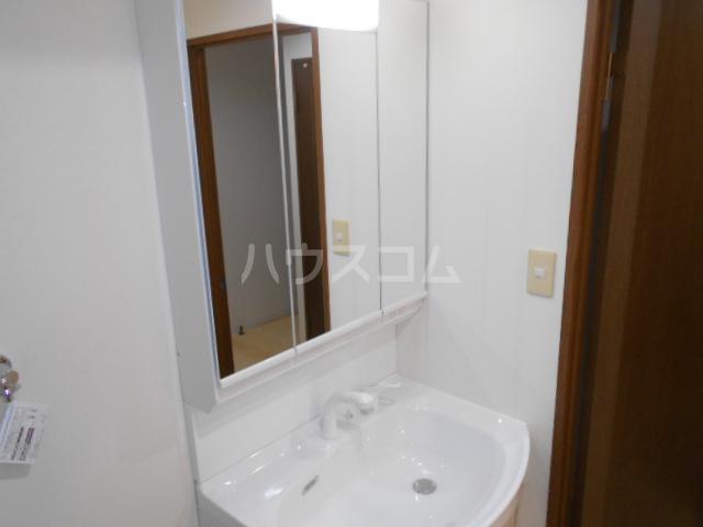 スカイパレス東戸塚 717号室の洗面所
