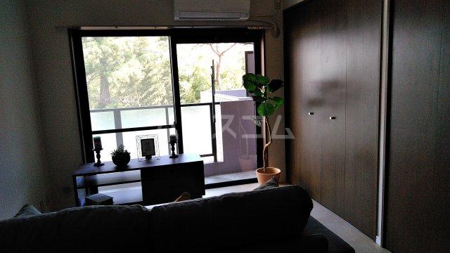 スカイパレス東戸塚 717号室のリビング