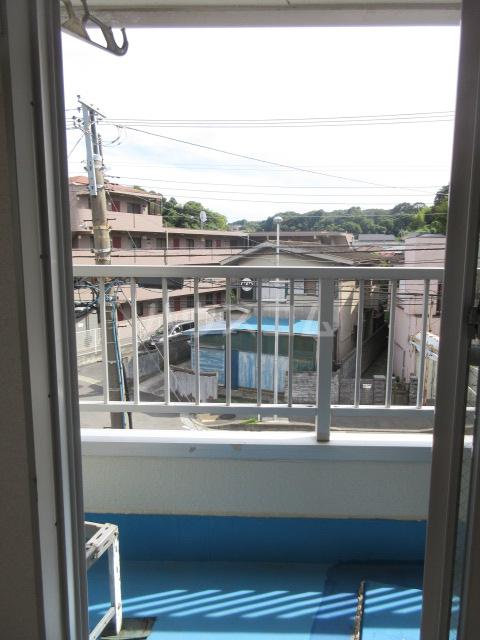 メゾンチバ 303号室の景色