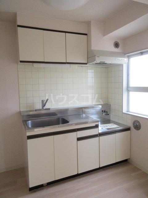 メゾンチバ 303号室のキッチン