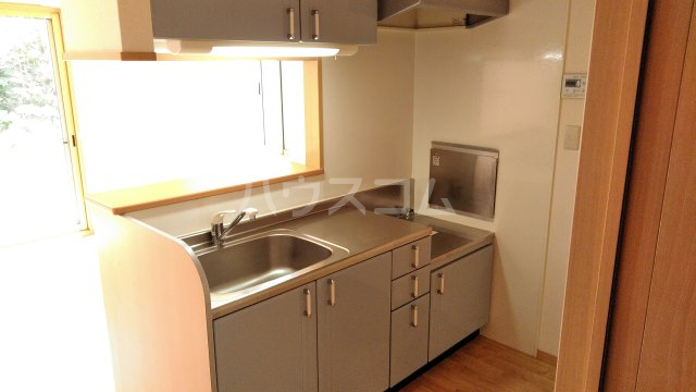 カサブランカ 103号室のキッチン