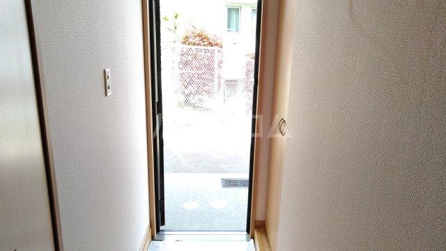 カサブランカ 103号室の玄関