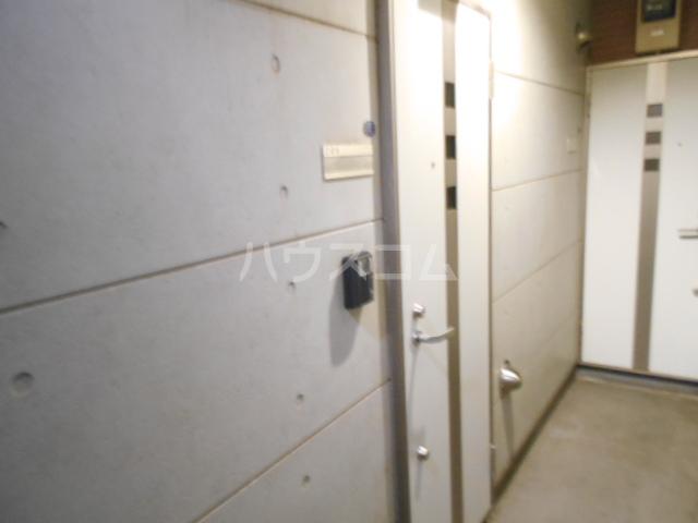 モンステラ大口仲町 206号室の玄関