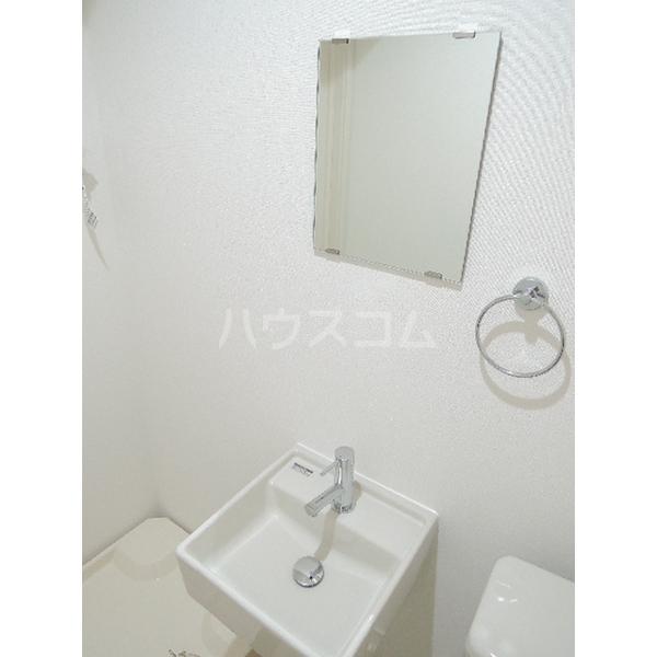 Casa Colina峰沢町 203号室の洗面所
