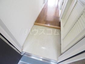 サンヒルズヨコハマⅡ 234号室の玄関