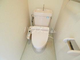 サンヒルズヨコハマⅡ 234号室のトイレ