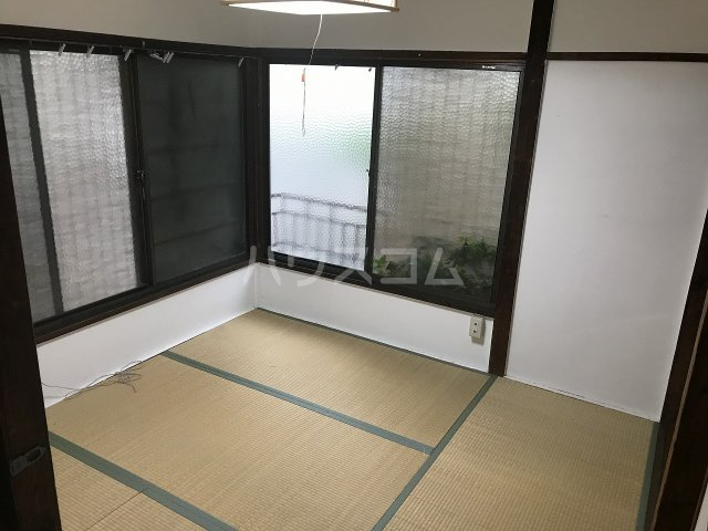 石井アパート1号棟 1号室の居室