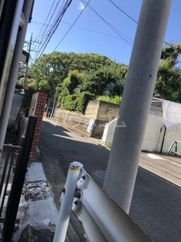 G・Aヒルズ和田町 106号室の景色