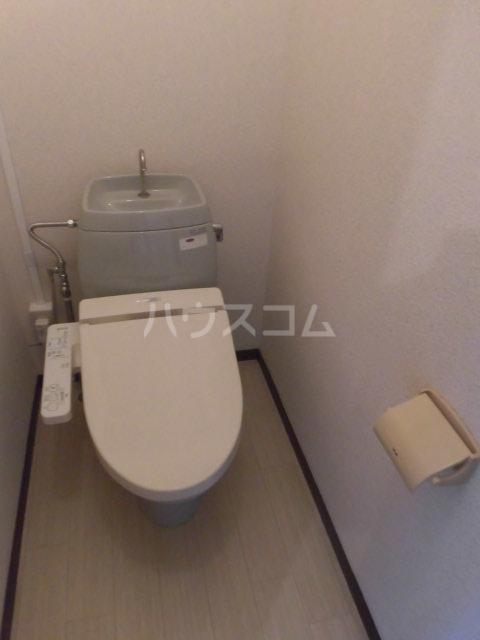 サンハイツB 102号室のトイレ