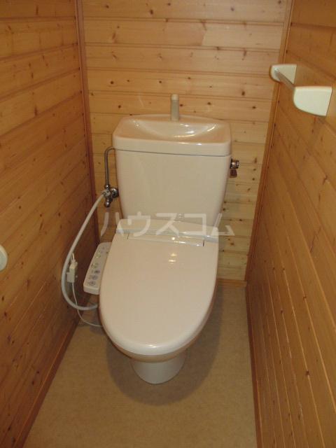 メドウスいずみ中央 204号室のトイレ