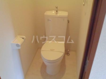GLOIRE MANSION 102号室のトイレ