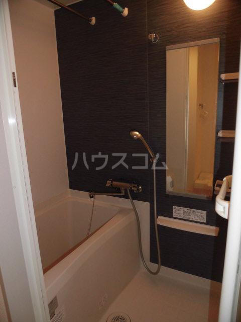 Wing湘南 207号室の風呂