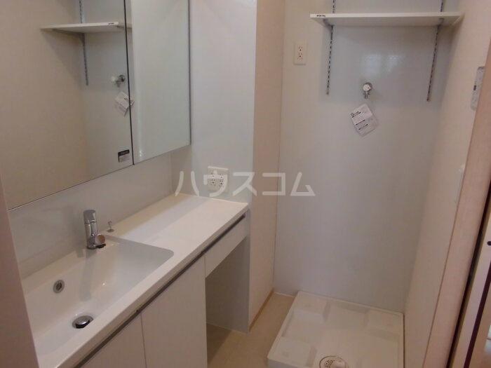 カーサポンティチェロ 102号室の洗面所