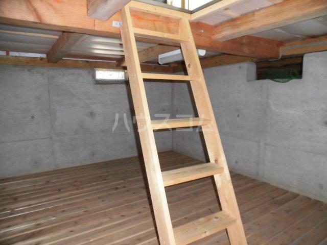 ウェルストーン 102号室の設備