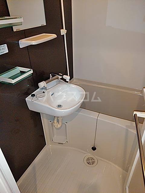 esperanza桜 203号室の風呂