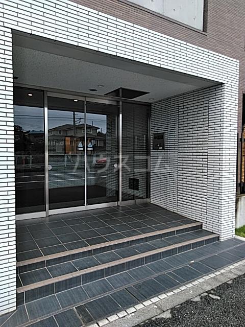 esperanza桜 203号室のエントランス