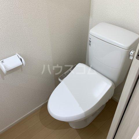 アイビーⅤ 105号室のトイレ