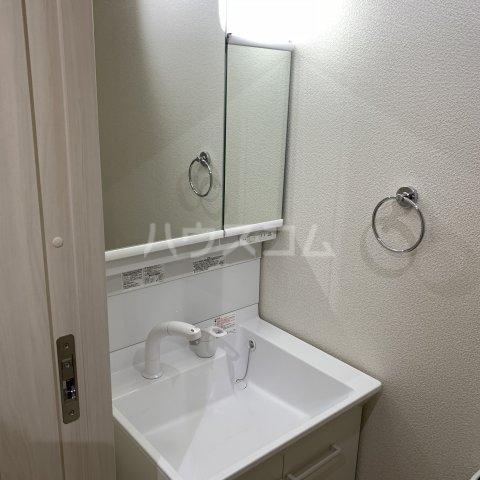 アイビーⅤ 105号室の洗面所