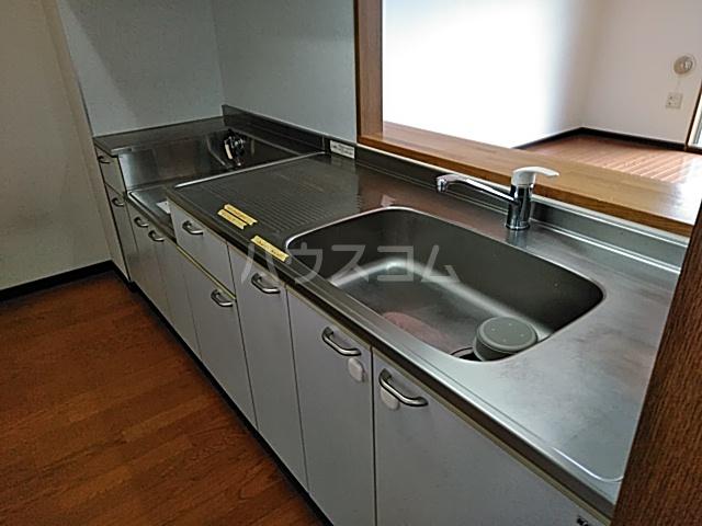 グランソラール丸の内 202号室のキッチン