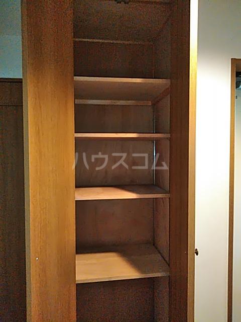 グランソラール丸の内 202号室の収納