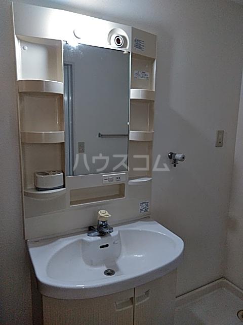 グランソラール丸の内 202号室の洗面所