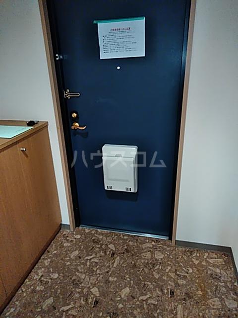 それいゆ泉 502号室の玄関