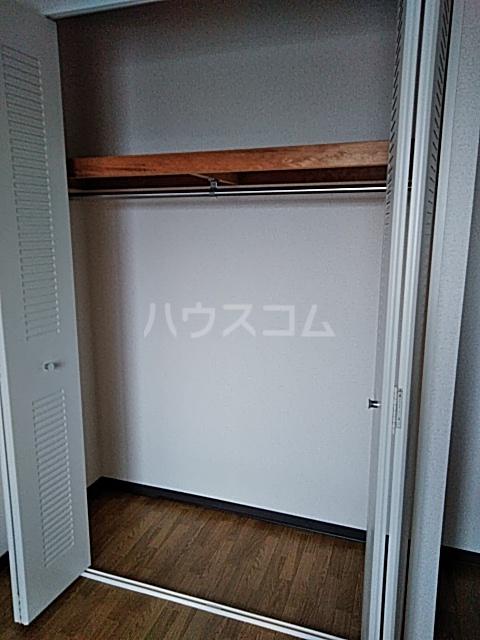 クレセール中田北 302号室の収納