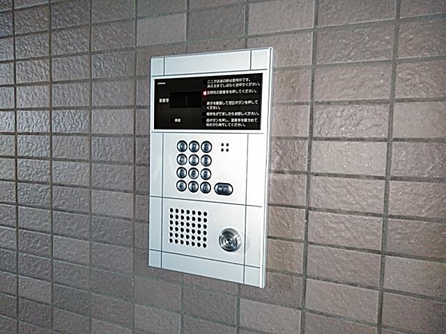エスペランサ武蔵野 107号室のセキュリティ