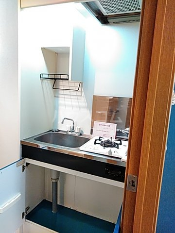 エスペランサ武蔵野 107号室のキッチン