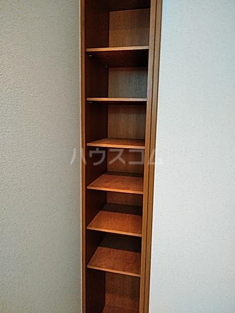 エスペランサ武蔵野 107号室の収納