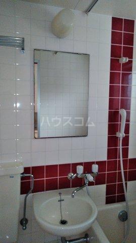 コーポ安田 103号室の洗面所