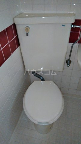 コーポ安田 103号室のトイレ