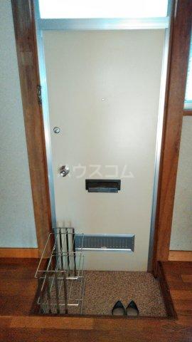 コーポ安田 103号室の玄関
