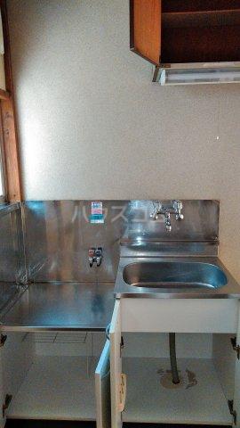 コーポ安田 103号室のキッチン