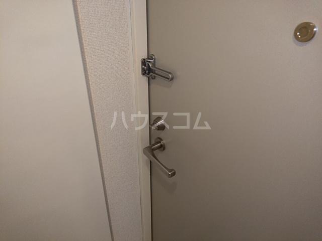ビバリーホームズ吉祥寺北 207号室のセキュリティ