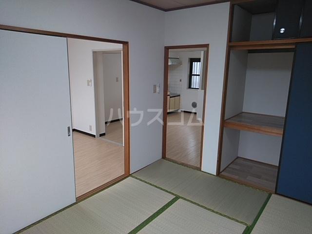 エメラルドプラザ 306号室の居室