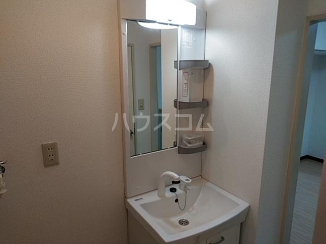 エメラルドプラザ 306号室の洗面所