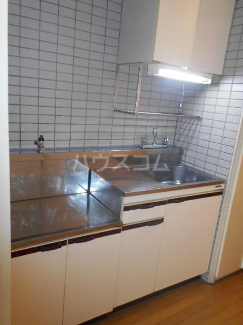 音楽の館LIETO 205号室のキッチン