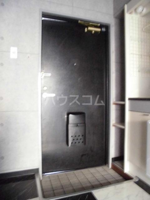 フォレスト藤里町 1A号室の玄関