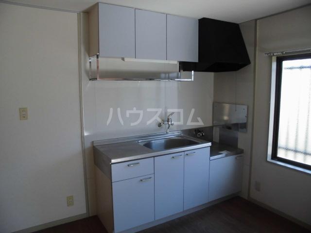 ハイム志ノ島 101号室のキッチン