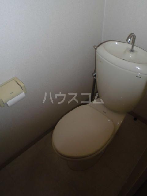 ハイム志ノ島 101号室のトイレ