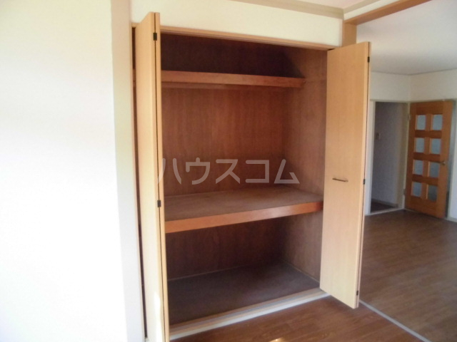 ハイム志ノ島 101号室の収納