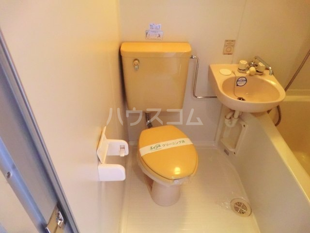 イーストヒルズ 101号室のトイレ