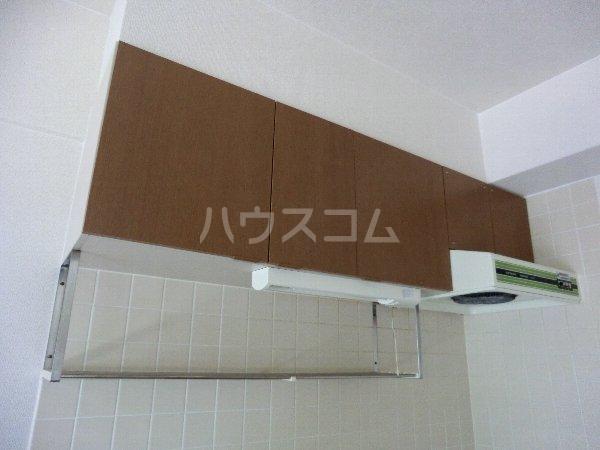 レージュ至来 305号室のキッチン