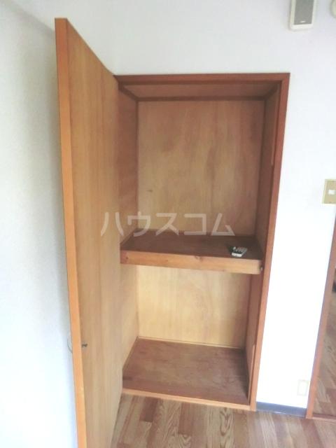 神作シティー 2B号室の収納
