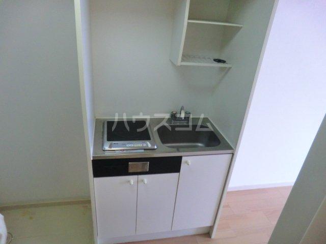 ベルカントリーⅡ 105号室のキッチン