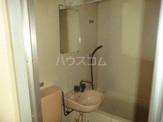 レモンハイム 1D号室の洗面所